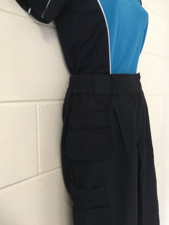 elastic waist JCU